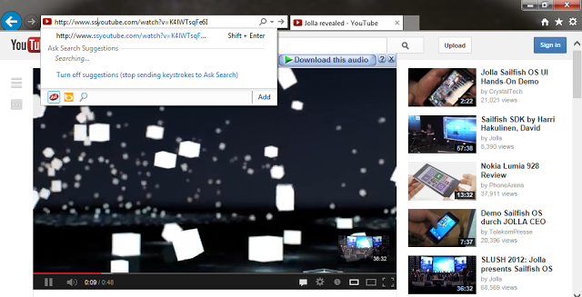 how to download youtube videos ss