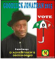 GOODLUCK JONATHAN 2015