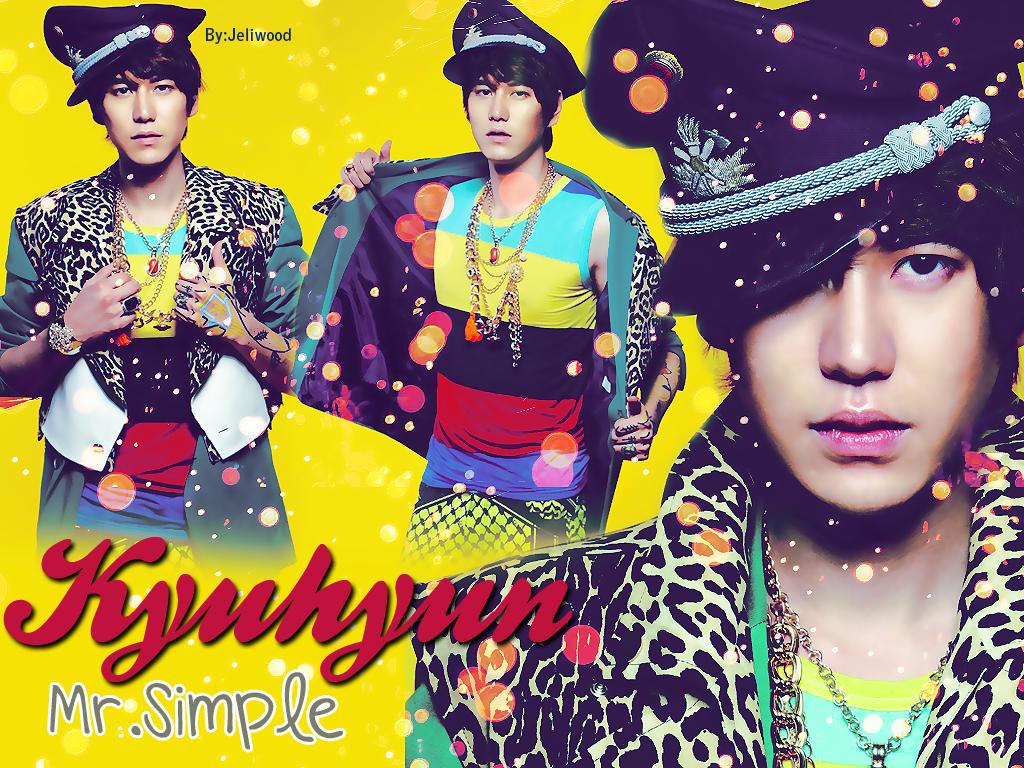 Super Junior Wallpaper Mr Simple Mofeta_machine: super junior mr