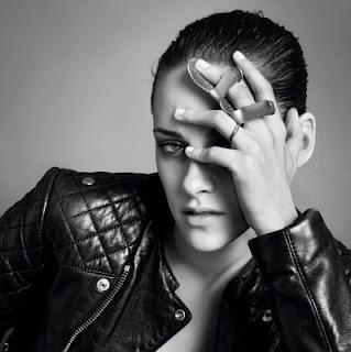 Scan do Photoshoot de Kristen Stewart ao V Magazine