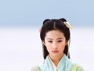 Crystal Liu Yi Fei (劉亦菲) Wallpaper HD 57