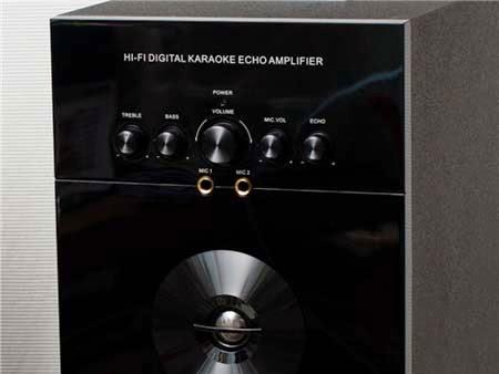 Soundmax AK-700 Loa đa phương tiện có chức năng hát karaoke