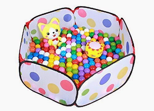 Piscina de bolas infantil