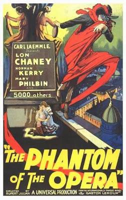 el fantasma de la opera, una gran cinta clasica de terror