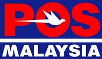Jawatan Kerja Kosong Pos Malaysia logo