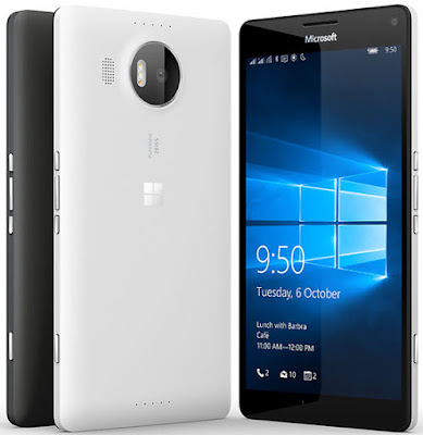 Microsoft Lumia 950 Complete Specs and Features