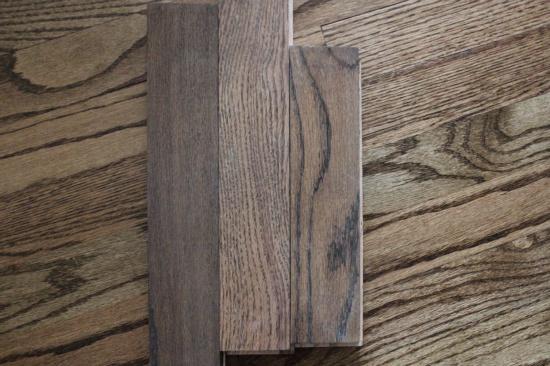 Provincial Hardwood Floor Stain Photos