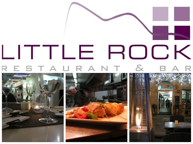 Where to Eat in Gibraltar? Try The Little Rock Cafe in Casemates Square