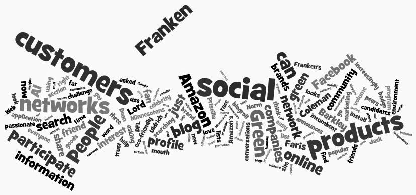 網路文獻有貼近大眾想法而簡單易讀的特色