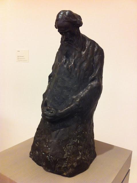'Leo Nikolayevich Tolstoy' by Ivan Mestrovic