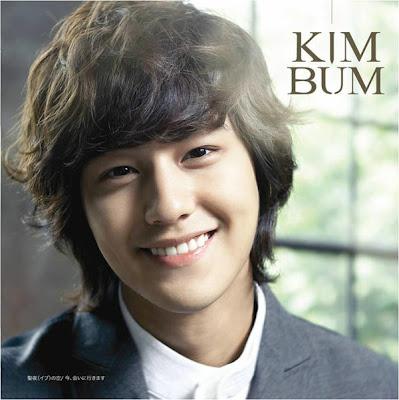 Kim Bum popular di Thailand