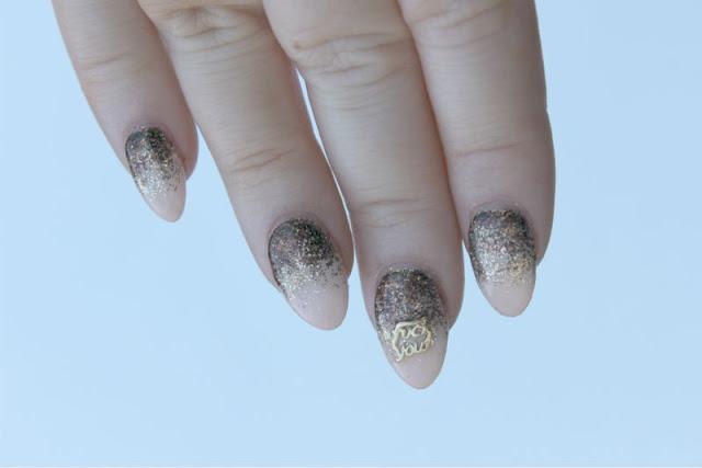 Lana Del Rey Inspired Nails