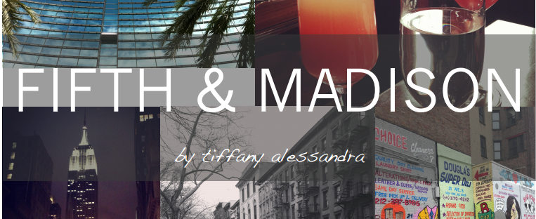 fifth and madison by tiffany alessandra