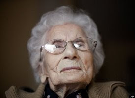 Besse Cooper, World's Oldest Person