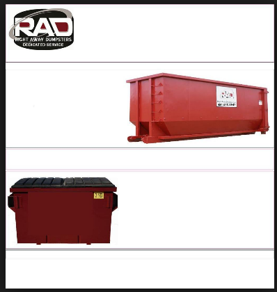 Gilbert AZ Front Load and Roll-Off Dumpster Rentals