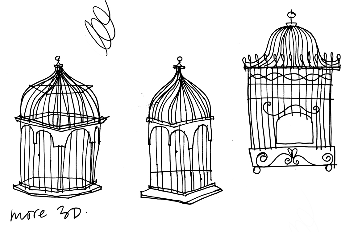 Galleries Related: Birdcage Drawing , Birdcage Tattoo ,