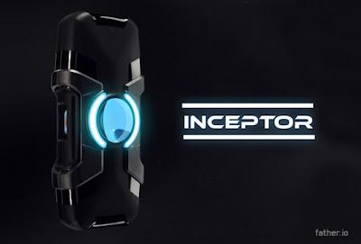Nuevo nombre y forma para el Trigger o disparador del juego de realidad aumentada Father.io