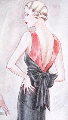 1930 vintage fashion