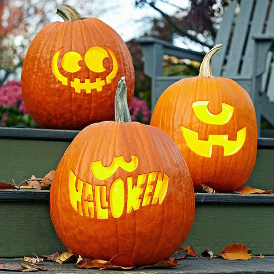 Reviewing easy pumpkin carving pages