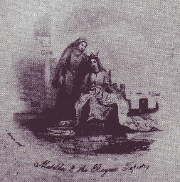 Matilde de Flandes y el tapiz de Bayeux