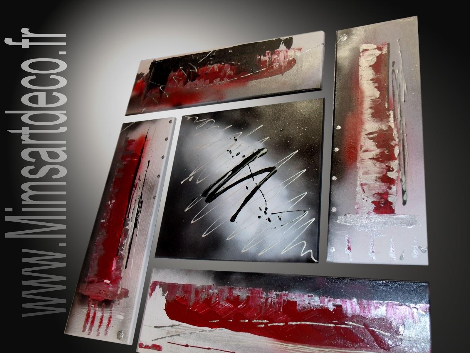 tableaux abstrait tableaux abstrait nouvelles cr ations. Black Bedroom Furniture Sets. Home Design Ideas