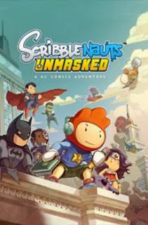 Download Jogo Scribblenauts Unmasked A DC Comics Adventure (PC) 2013 Torrent