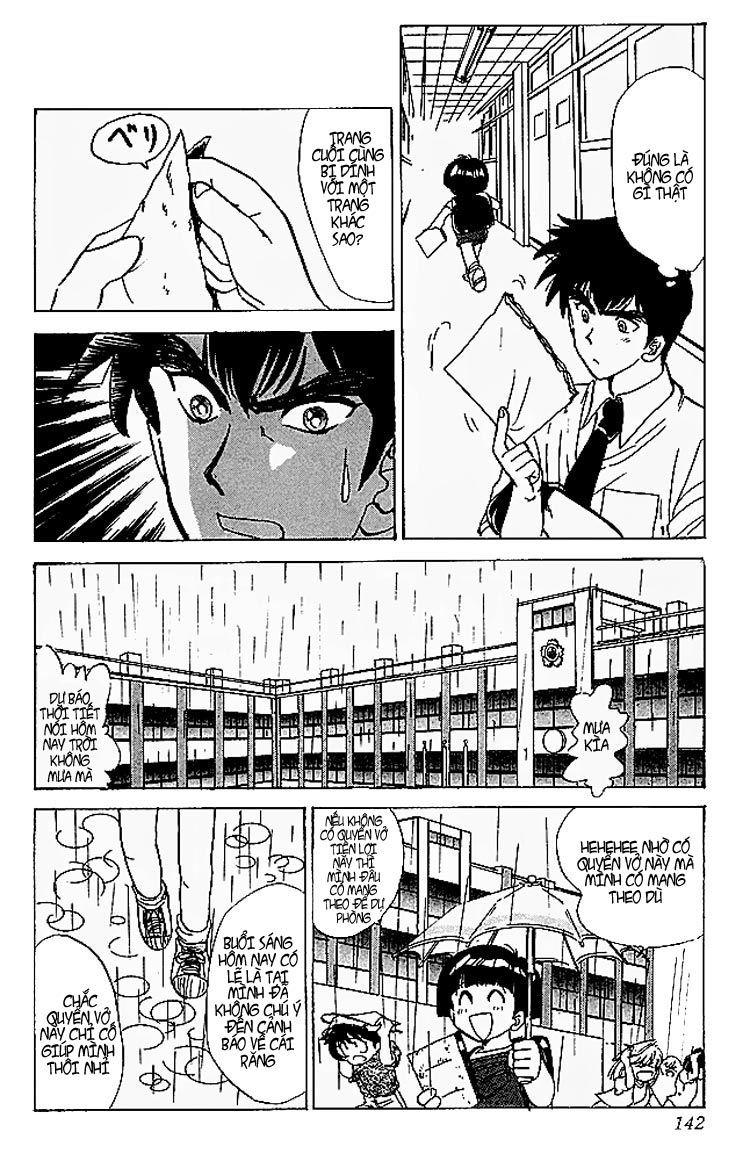 xem truyen moi - Jigoku Sensei Nube chap 18 - Nhịp đập của dục vọng