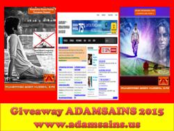 Giveaway Adamsains Dot Us Tahun Keempat 2015