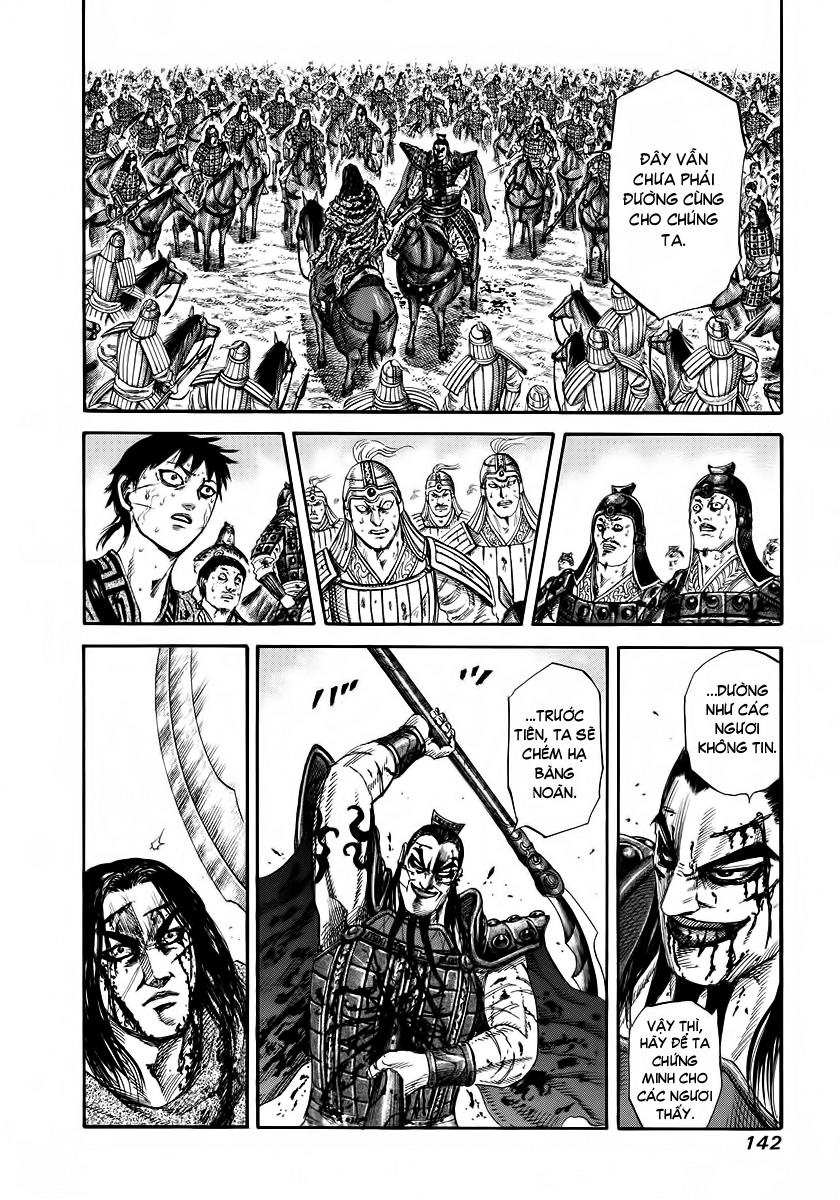 Kingdom - Vương Giả Thiên Hạ Chapter 170 page 10 - IZTruyenTranh.com