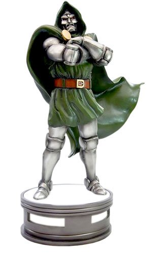 Doctor Doom (Marvel Comics) Character Review - Fine Art Statue Product