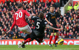 Manchester United vs Liverpool 2015 Kick Off Time