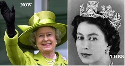 Queen of Elizabeth Breaks Record of Longevity on Throne