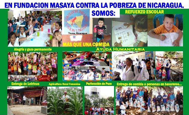 FUNDACION MASAYA CONTRA LA POBREZA DE NICARAGUA