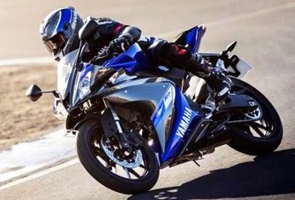 Motor Yamaha YZF-R125 Terbaru 2014
