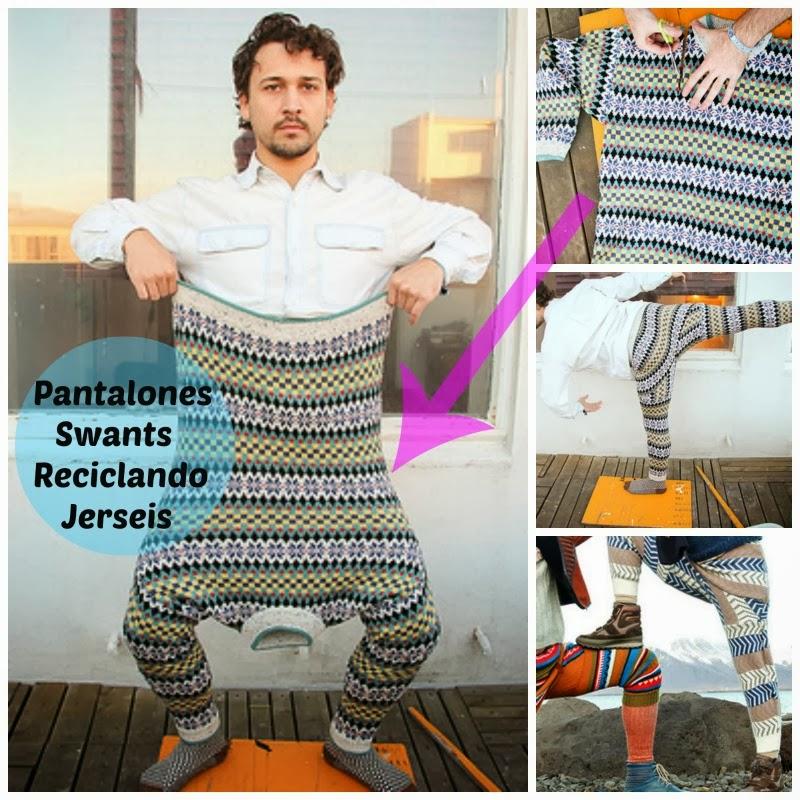 Enrhedando manualidades - Reciclar ropa manualidades ...