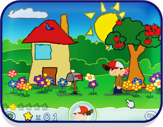 Educational Video Game Screenshot