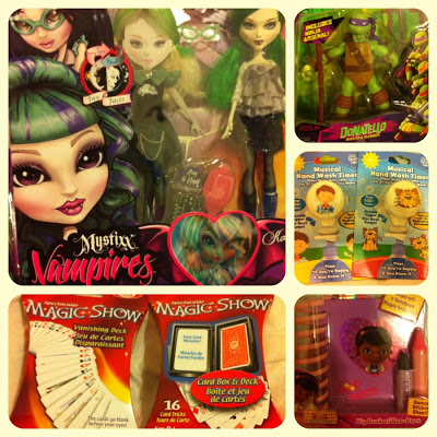 Mystixx Vampires, Magic Show, Doc McStuffins