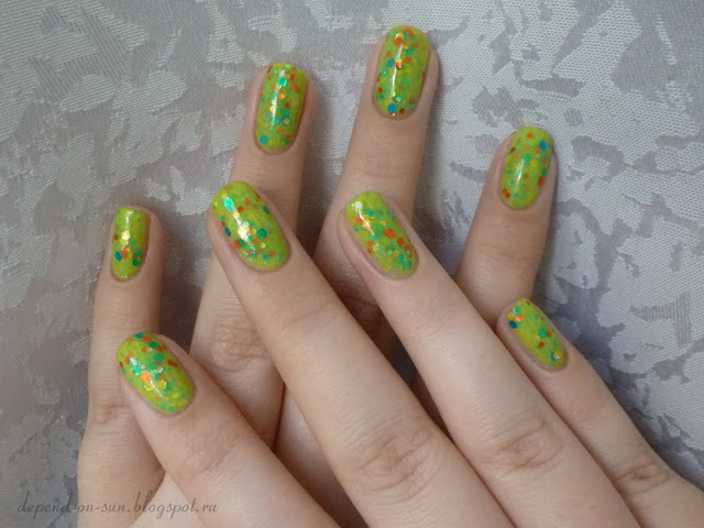 KBShimmer Toucan touch this