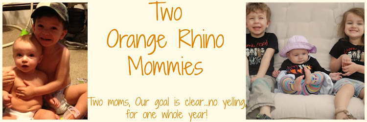 Orange Rhino Mommies