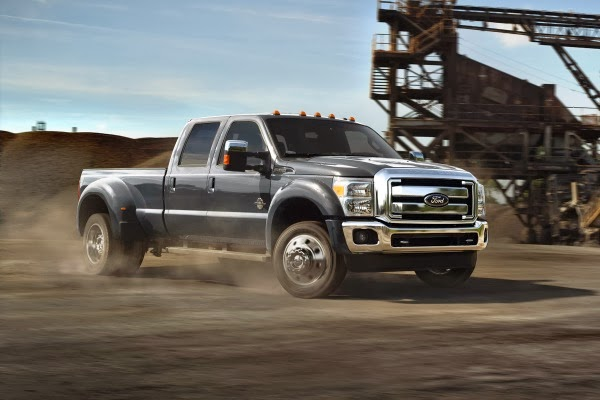 2015 Ford F-Series Super Duty Release Date and Price