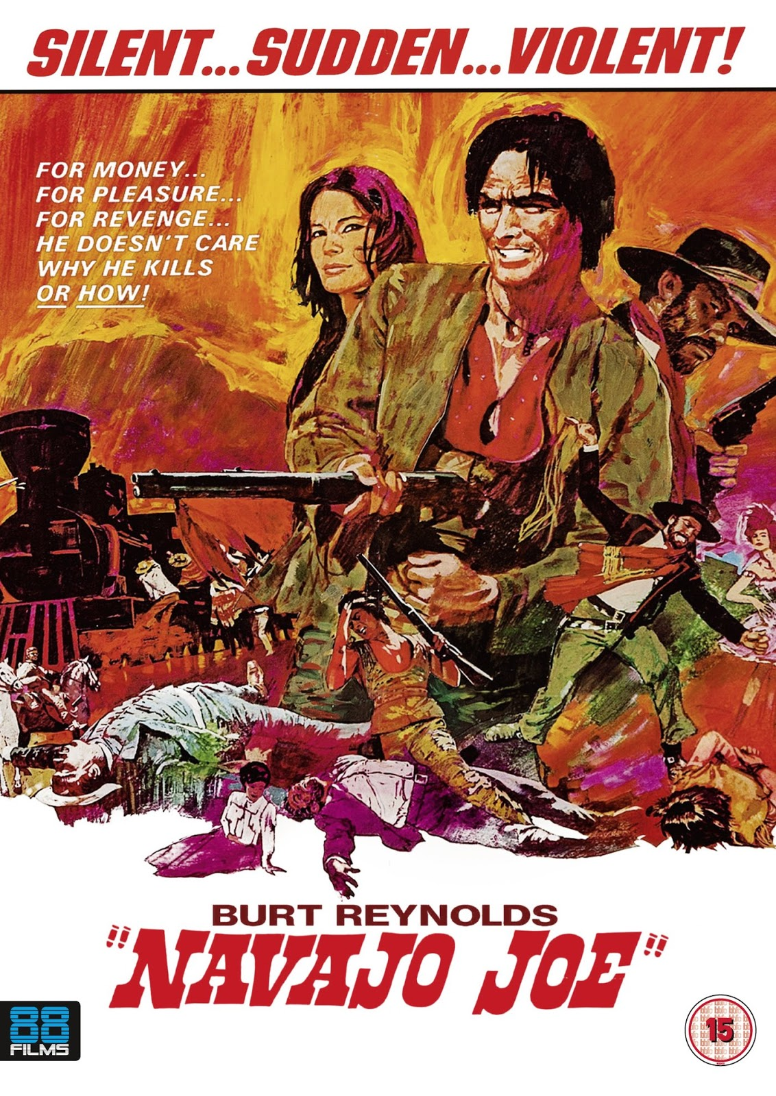 Navajo Joe (1966) ταινιες online seires oipeirates greek subs