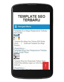 Template Blog Paling Seo Dan Penomenal