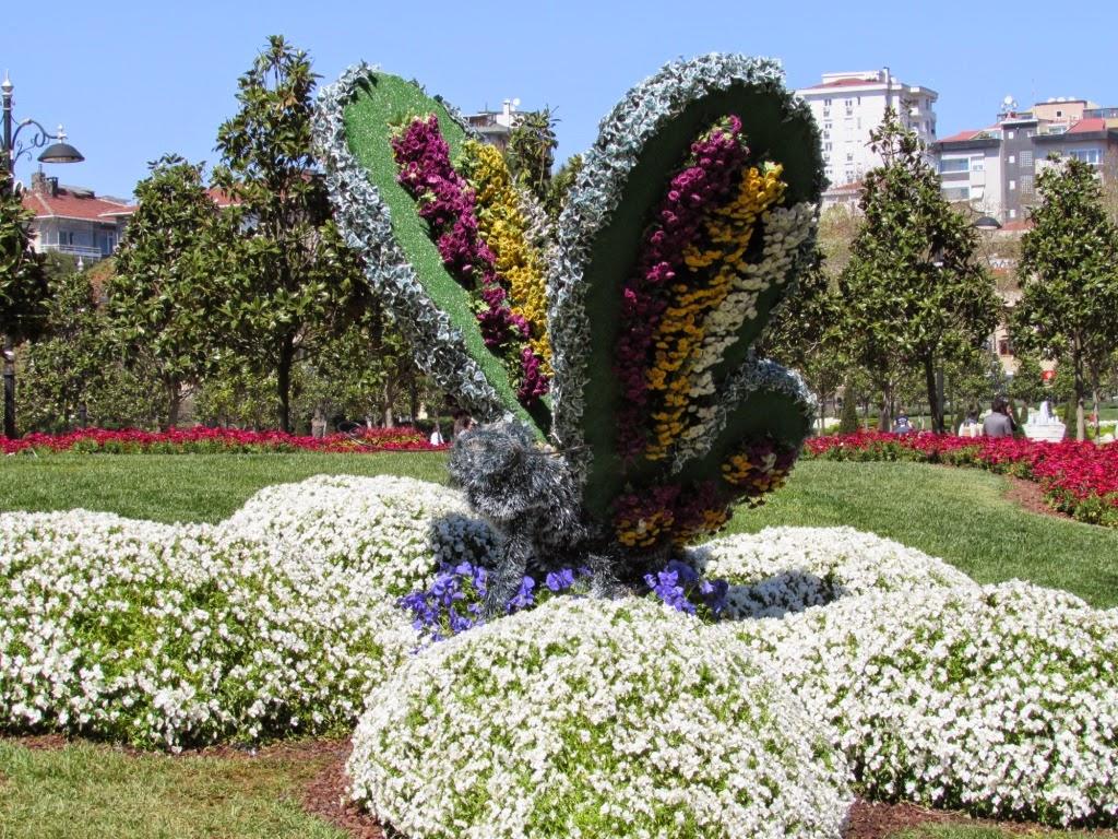 весна в Стамбуле