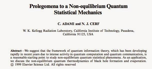 C. Adami & N.J. Cerf, Chaos Sol. Fract. 10 (1999) 1637-1650<