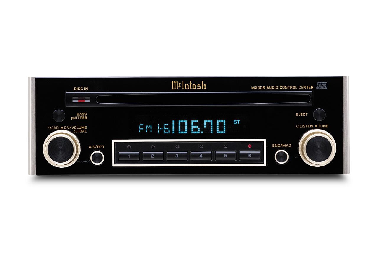 High End Audio Industry Updates Mcintosh Mx406 Music