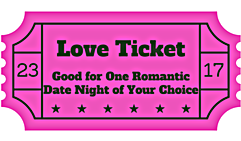 "Get a FREE ""Love Coupon Booklet"" when you join our mailing list!"