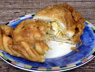 Honduran pastelito