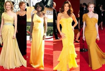 Dicas, imagens e fotos de Vestidos de Amarelos