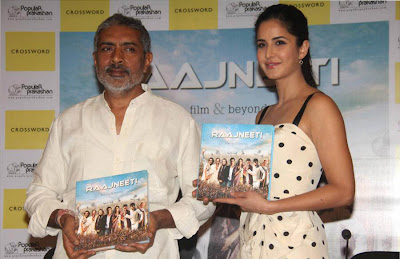 katrina at raajneeti book launch