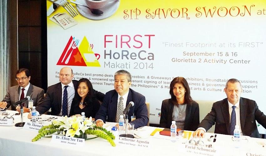 HoReCa Festival 2014 to Boost Makati Tourism
